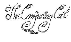 the conjuring cat